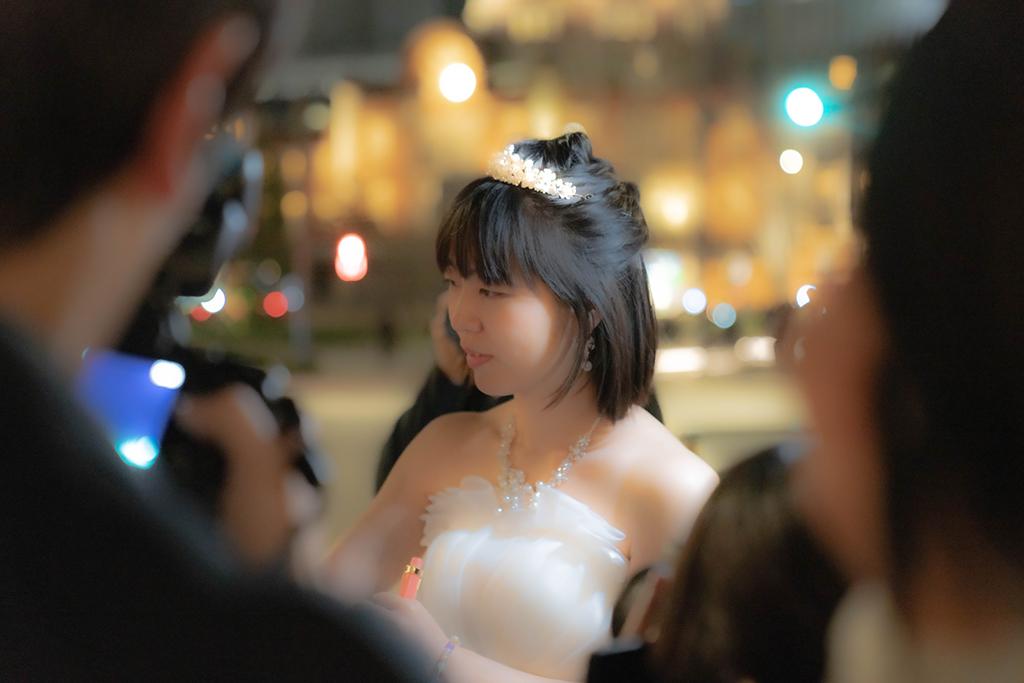 花嫁は夜汽車に乗って♪