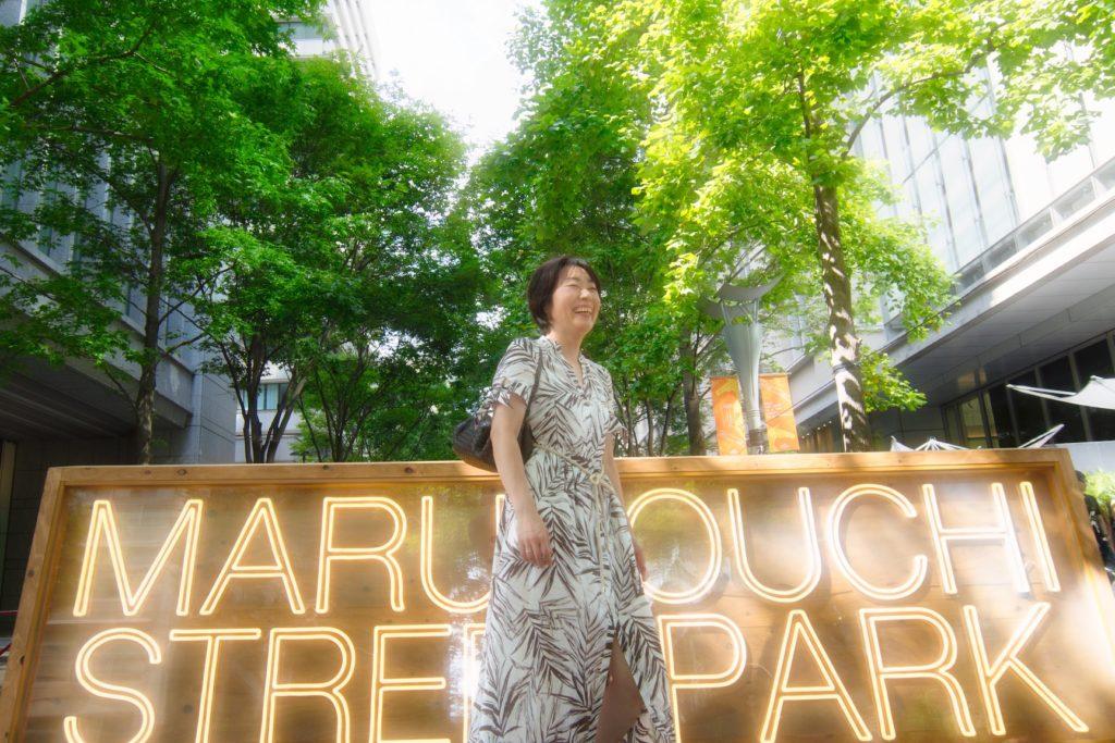 東京丸の内ランチ